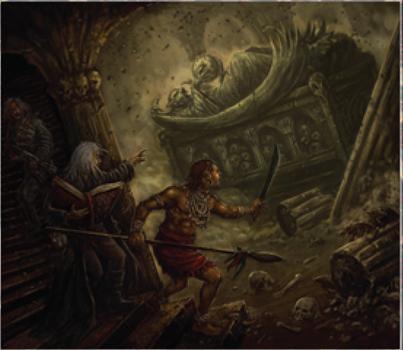 Vampire Eternal Struggle VTES Jyhad 1x Codex of the Damned
