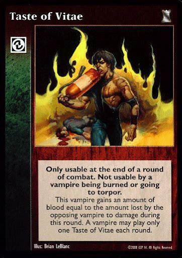 Vampire Eternal Struggle VTES Jyhad 4x Pander Vampires G3