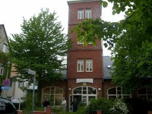 Alte Feuerwache in 2010