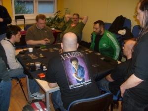 Final Round German ECQ 2012