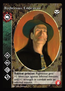Righteous Endeavor