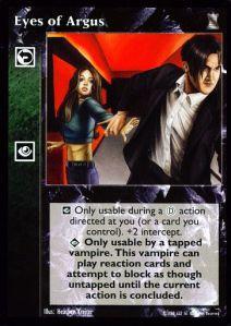 Twilight Rebellion Action Modifier Power of One VTES V:TES